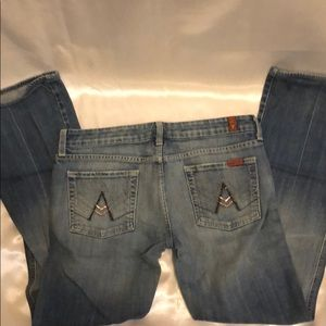 Authentic 7 for all Mankind Jeans